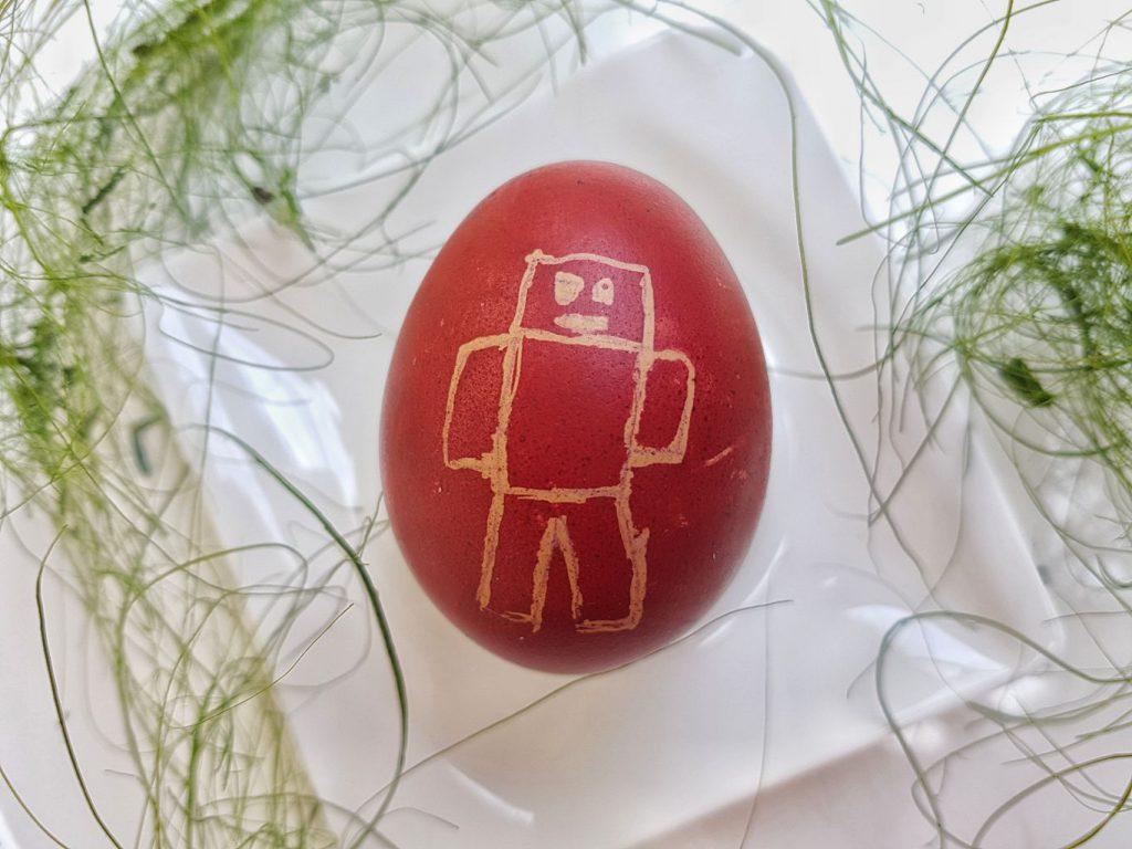 Ugye festünk még tojást a fiúknak? - Húsvétváró