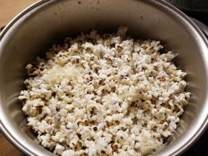 Popcorn otthon